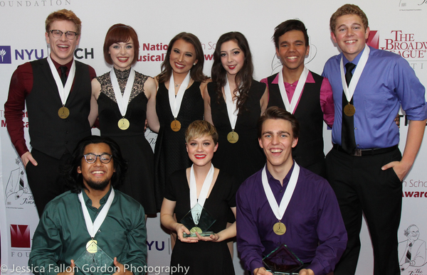 Photos: The Future Has Arrived- High Schoolers Show Off Broadway Dreams at the Jimmy Awards!