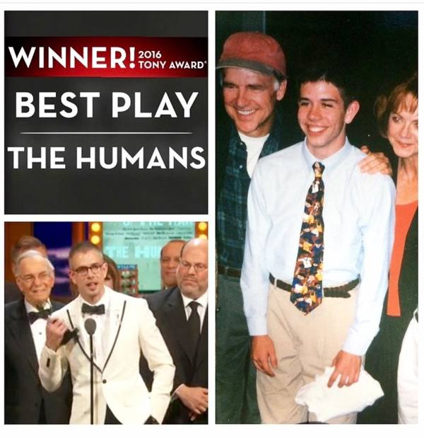 Daniel Henning directed Stephen Karam's very first play when he was 17. He went on to win The Blank Theatre's Young Playwrights Festival two more times at ages 18 and 19. Photo Credit: The Blank)