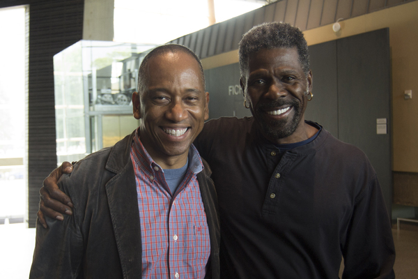 Photo Flash: In Rehearsal with BORN FOR THIS: THE BEBE WINANS STORY at Arena Stage