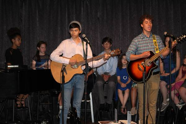 Jake Siegfried and Sam Poon