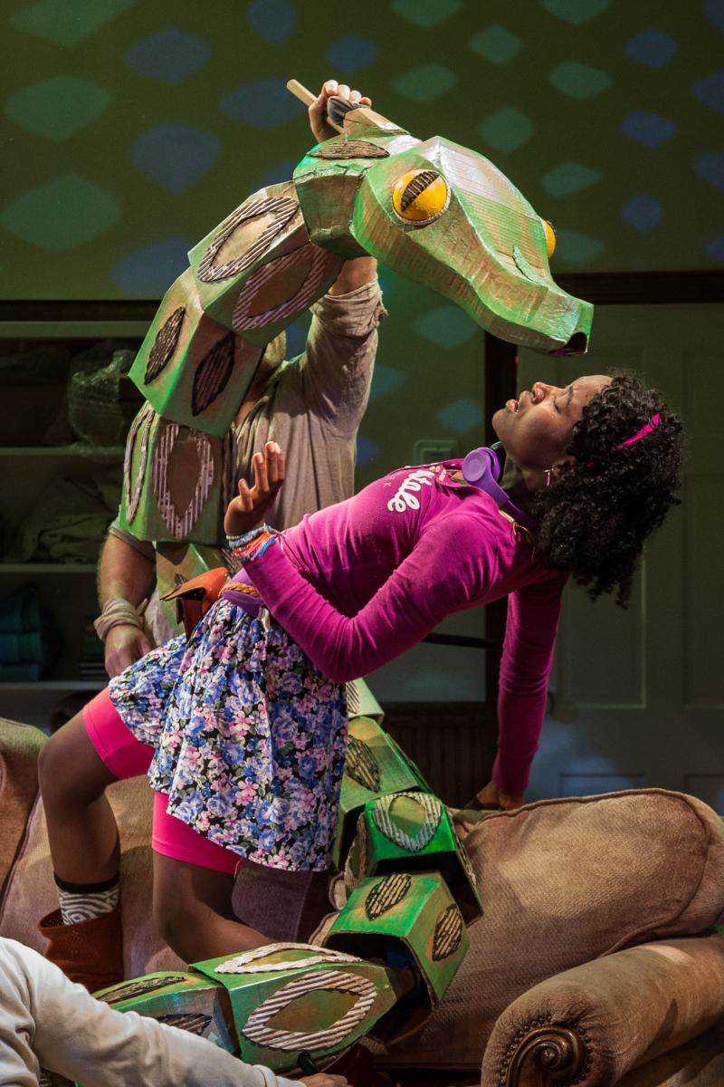 BWW Review: JUMANJI Soars to Life at Adventure Theatre MTC