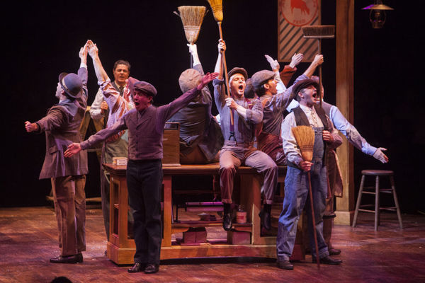 Photo Flash: First Look at Lynne Wintersteller, Stuart Marland, Jacquelyn Piro Donovan and More in Music Circus's HELLO, DOLLY