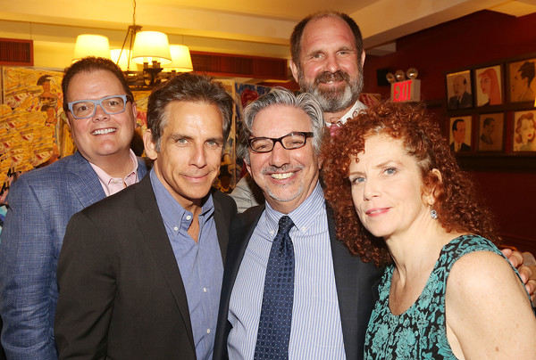 DAVID SAINT, BEN STILLER, D. MICHAEL DVORCHAK, AMY STILLER