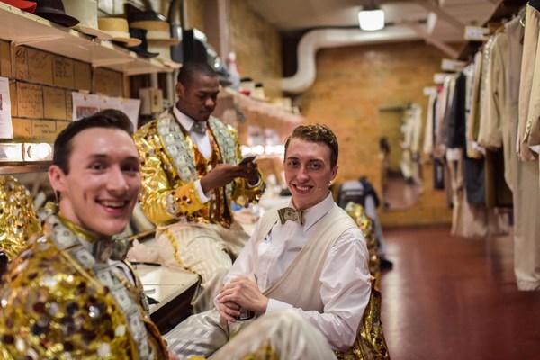 Drew Redington, John T. Wolfe and Tyler Johnson-Campion Photo