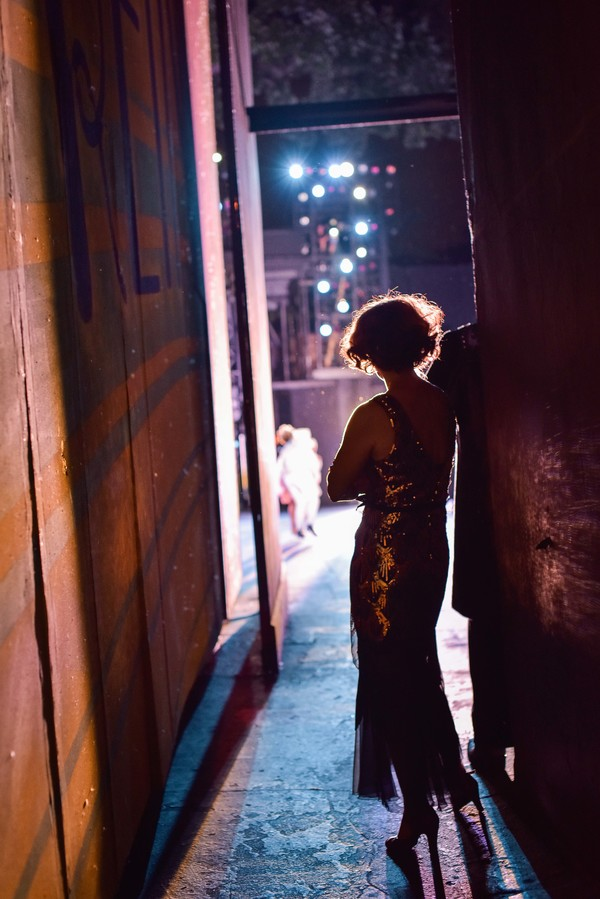 Photo Flash: Go Backstage with 42ND STREET at The Muny!
