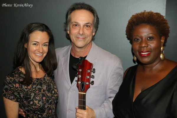 Kimberly Grigsby, Louis Rosen and Capathia Jenkins