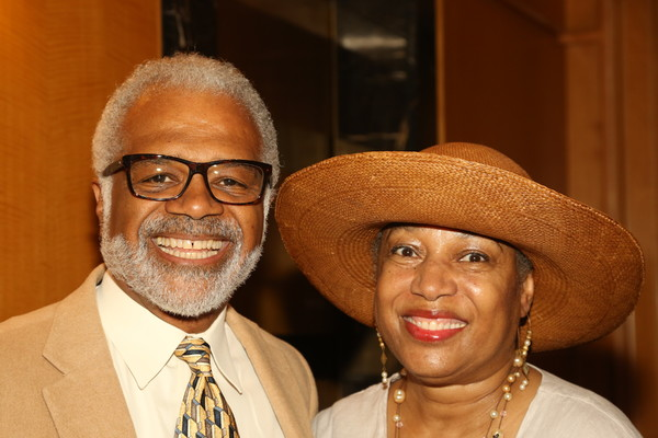 Cliff Frazier and Elizabeth Van Dyke  Photo