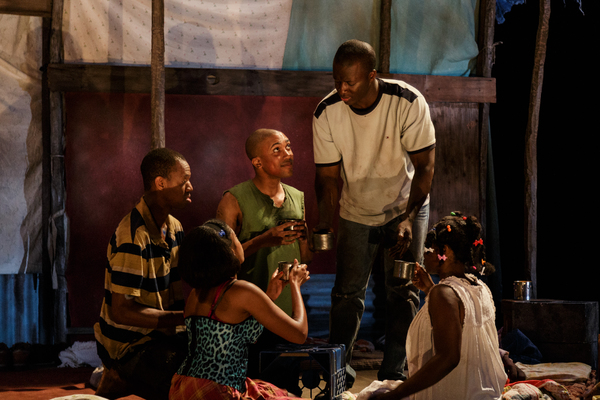 Photo Flash: First Look at La Jolla Playhouse's THE LAST TIGER IN HAITI