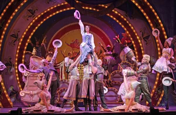 Photo Flash: First Look at MTWichita's BEAUTY AND THE BEAST