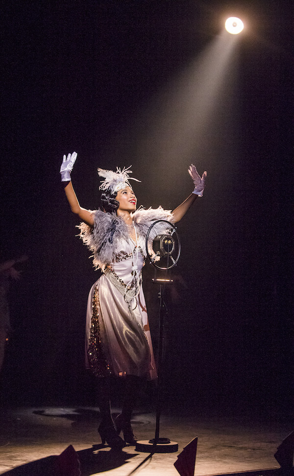 Photo Flash: BUGSY MALONE Opens at Lyric Hammersmith