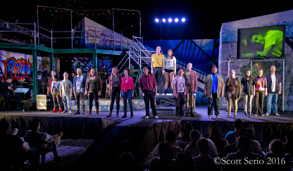 Bww Preview Rent At Annapolis Summer Garden Theatre