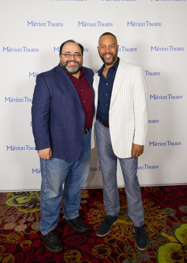 Richard Ruiz and Bobby Daye Photo