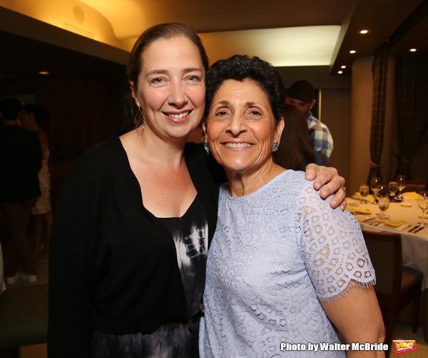 Jennifer Garvey-Blackwell and Joanne Guerrerio