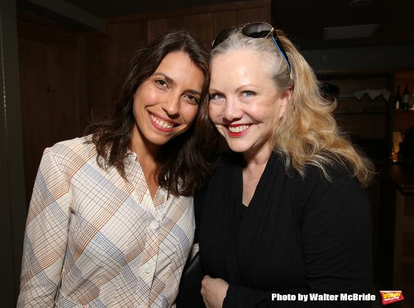 Sarah Stern and Susan Stroman