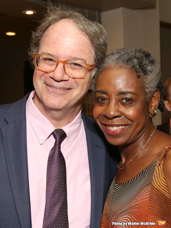 Douglas Aibel and Marjorie Johnson