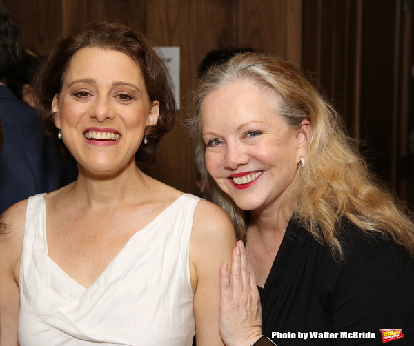 Judy Kuhn and Susan Stroman
