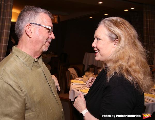 Sam Rudy and Susan Stroman