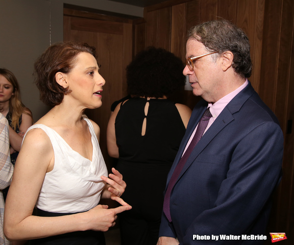 Judy Kuhn and Douglas Aibel