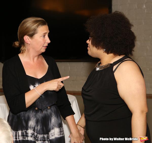 Jennifer Garvey-Blackwell and Jennifer Vasquez