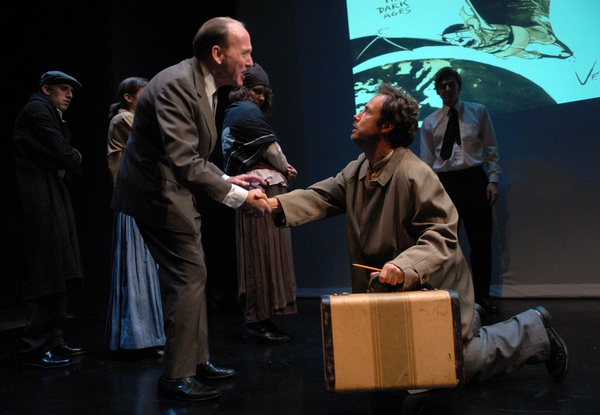 Photo Flash: First Look at PTP/NYC's NO END OF BLAME and GOOD at Atlantic Stage 2