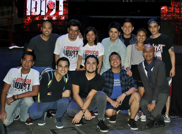 Photo Coverage: BWW Night Out at AMERICAN IDIOT