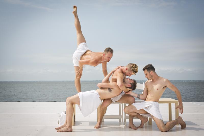 BWW Interview: Choreographer Al Blackstone Talks FREDDIE FALLS IN LOVE for the Fire Island Dance Festival
