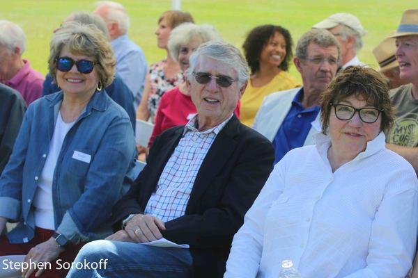 Grace Anne, Dorney Koppel, Ted Koppel & Tina Packer