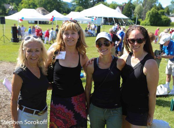 Eda Sorokoff, Elizabeth Aspenlieder, Laura Sorokoff Gelman, Caroline Sorokoff,  Gold Coast Arts Center