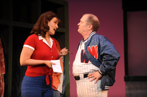 Photo Flash: First Look at John Bolton, Ryan Cavanaugh and More in DAMN YANKEES at Pittsburgh CLO
