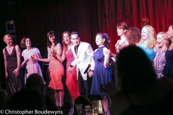 Photo Flash: George Abud's 'CHANGE PARTNERS' Plays Birdland