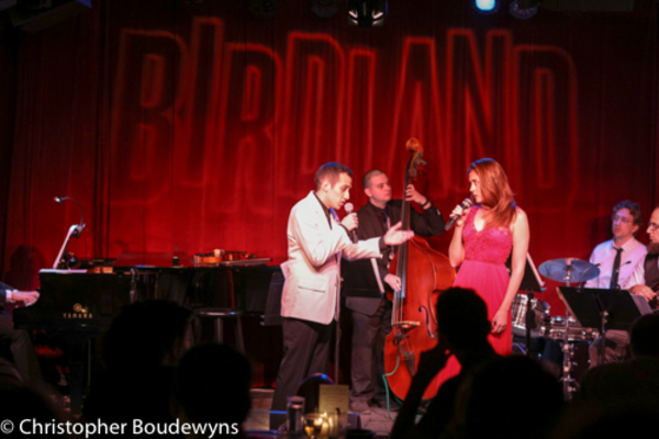 Photo Flash: George Abud's 'CHANGE PARTNERS' Plays Birdland