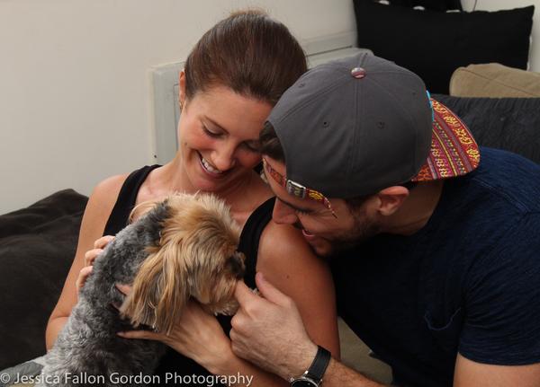 Suzy, Brace and Josh Segarra
