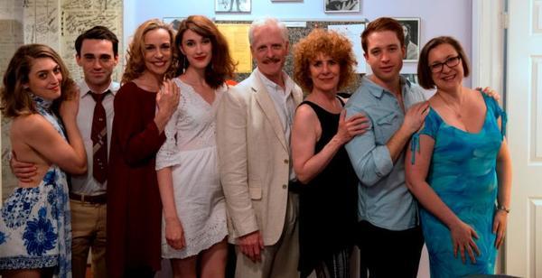Amanda Kristin Nichols,  Ari Brand, Ellen Harvey,   ErinNeufer, John Hickok, Dori Leg Photo
