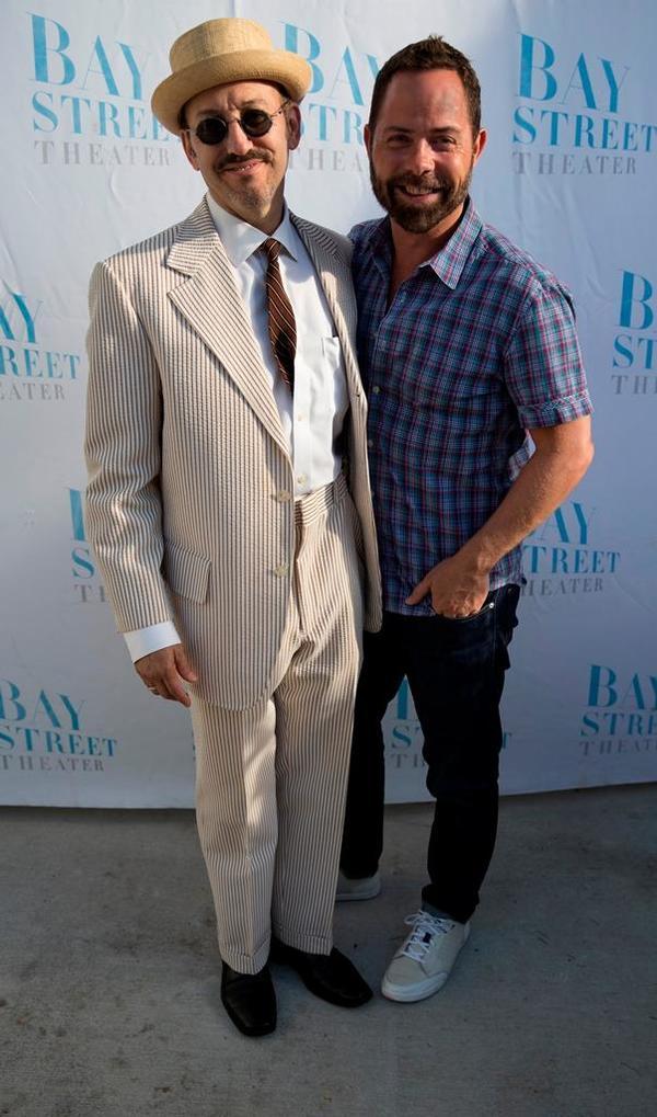 Will Pomerantz and Duncan Stewart