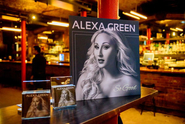 Alexa Green's SO GOOD
