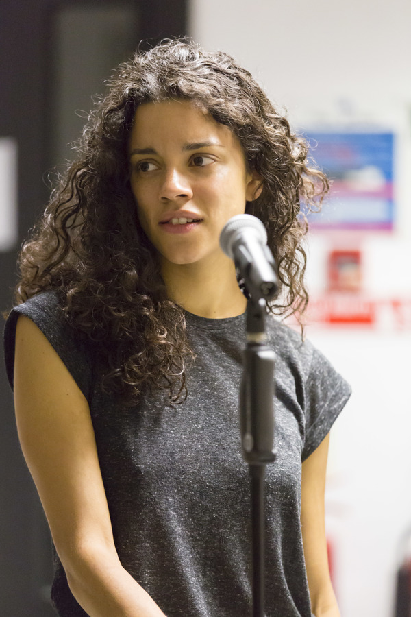 Photo Flash: In Rehearsal with Delcan Bennett and More for JESUS CHRIST SUPERSTAR at Regent's Park Open Air Theatre