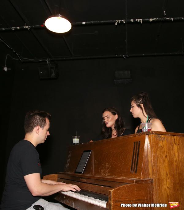 Jennifer Damiano and Krista Pioppi