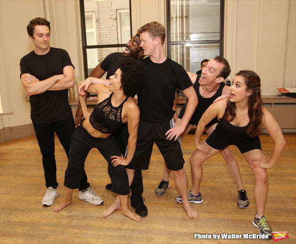 Photos: Go Inside Rehearsals For TINK! at NYMF