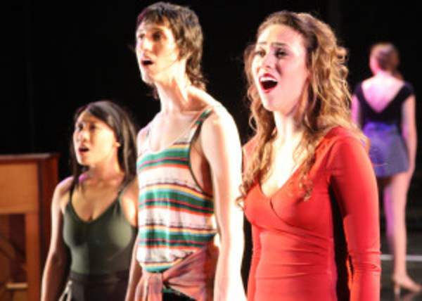Photo Flash: First Look at A CHORUS LINE at Chance Theater