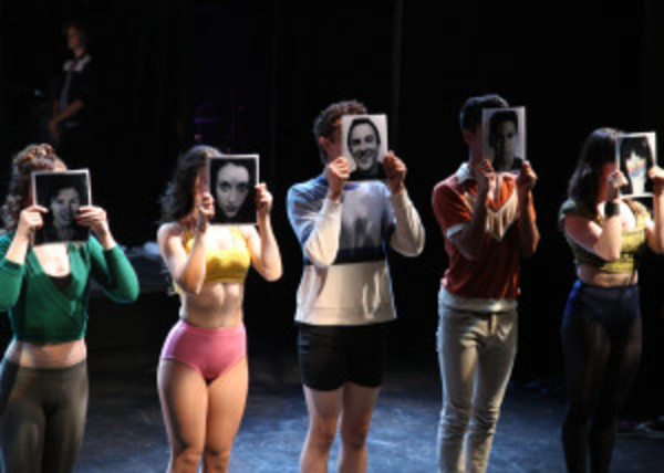 Emily Abeles, Victora Rafael, Brandon Carter, Xavier Castaneda, Angeline Mirenda Photo
