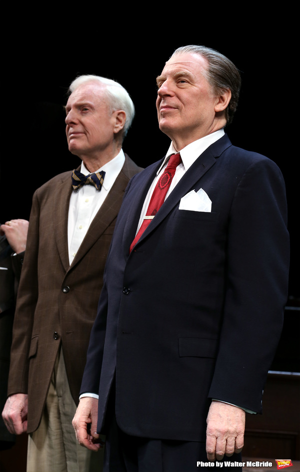 John McMartin and Michael McKean