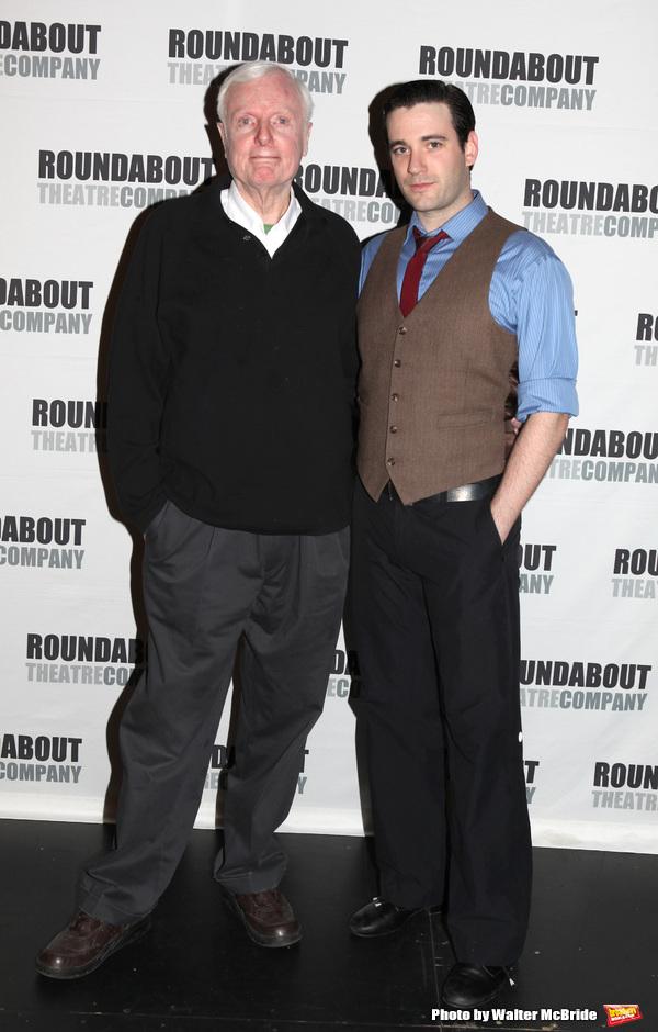 John McMartin & Colin Donnell
