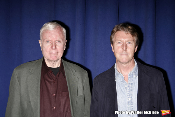 John McMartin and Byron Jennings