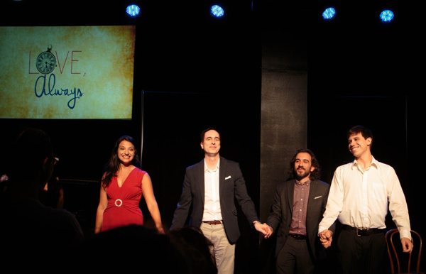 Photo Flash: Zeiders American Dream Theater Premieres LOVE, ALWAYS