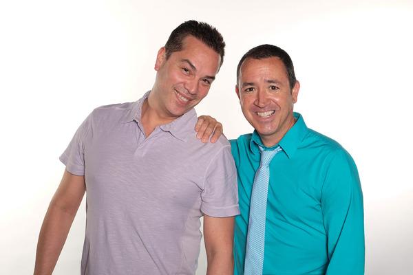 Carlos Mendoza and Steven Glaudini