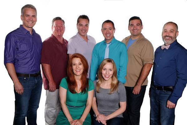 Robert J. Townsend, Kenneth Gammie, Carlos Mendoza, Steven Glaudini, JD Dumas, James Vasquez, Misty Cotton and Jill Townsend