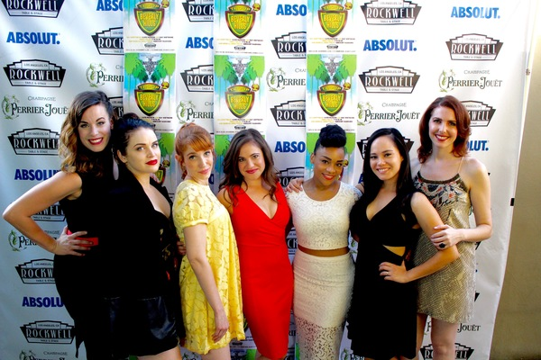 Katherine Tokarz, Lindsay Heather Pearce, Gwen Hollander, Anne Letchser, Thomasina Gross, Lana McKissack, Marla Mindelle