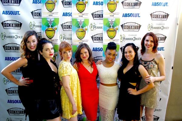 Katherine Tokarz, Lindsay Heather Pearce, Gwen Hollander, Anne Letchser, Thomasina Gross, Lana McKissack, Marla Mindelle