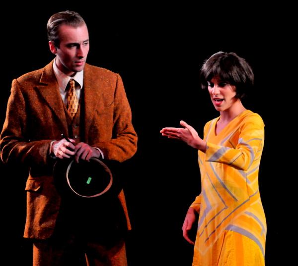 Andrew Tighe and Gabi Carrubba