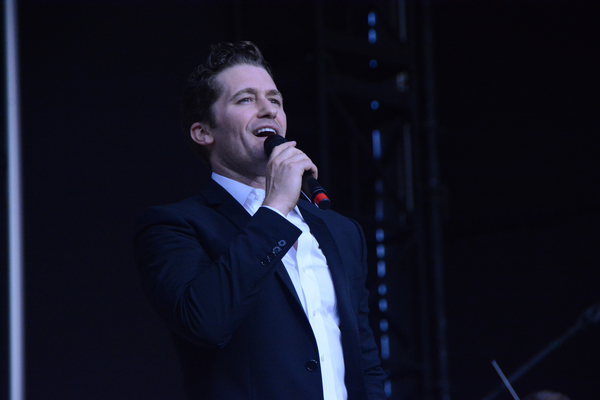 Photo Coverage: Megan Hilty and Matthew Morrison Join Forces with the New York Pops!